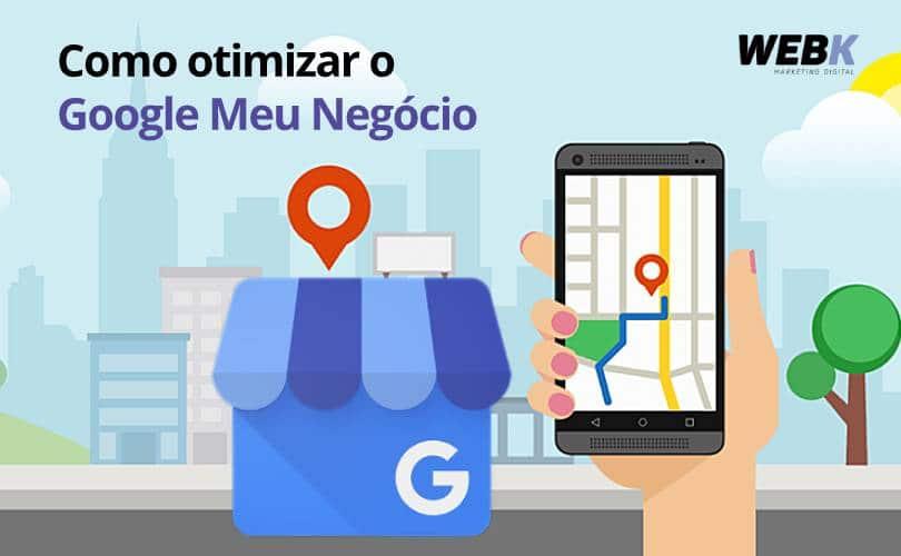 Como otimizar Google Meu Negócio para SEO local